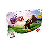 Winning Moves 29506 Puzzle, The Legend of Zelda Ocarina of Time 1000 Stück