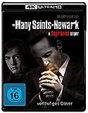 The Many Saints of Newark (4K Ultra HD) (+ Blu-ray 2D)