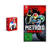 Nintendo Switch (OLED-Modell) Weiss + Metroid Dread [Nintendo Switch]