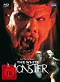 The White Monster - Cover A (Limitiertes Mediabook) (+ DVD) [Blu-ray]
