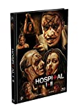 THE HOSPITAL 1 + 2 - 2-Disc Mediabook - Cover A [2 x Blu-ray] Limited 500 Edition - Uncut