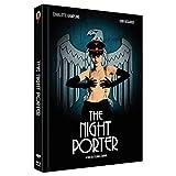 Der Nachtportier - Mediabook - Cover B - 3-Disc Limited Collector's Edition Nr. 50 auf 333 Stück (4K Ultra HD) (+ BR) (+ DVD) [Blu-ray]