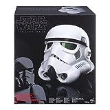 Hasbro B9738EU40 B9738EU4 - Star Wars Rogue One The Black Series Imperialer Stormtrooper Helm mit Stimmenverzerrer, Verkleidung