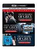 Fifty Shades of Grey - 3-Movie Collection (4K Ultra HD) (+ Blu-ray 2D)