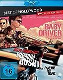 Baby Driver/Premium Rush - Best of Hollywood [Blu-ray]