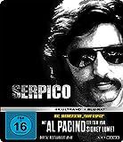 Serpico / Limited Steelbook Edition (4K Ultra HD) (+ Blu-ray 2D)