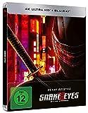 Snake Eyes: G.I. Joe Origins - Limited Edition Steelbook [4K UHD + Blu-ray]