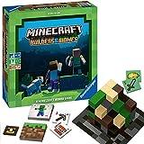 Ravensburger Familienspiel 26132 - Minecraft Builders & Biomes - Gesellschaftsspiel für Kinder und Erwachsene, für 2-4 Spieler, Brettspiel ab 10 Jahren