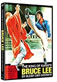 THE KING OF KARATE BRUCE LEE - ER BLEIBT DER GRÖSSTE - Mediabook Cover B [Blu-ray & DVD]