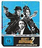 Killer's Bodyguard 2 - Limited Steelbook (4K Ultra HD + Blu-ray) (exklusiv bei Amazon.de) [Blu-ray]