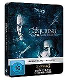 Conjuring 3: Im Bann des Teufels Limited Steelbook (4K UHD + BD) [Blu-ray]