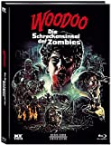 Woodoo - Die Schreckensinsel der Zombies - Mediabook - Cover A - Limited Edition (+ DVD) [Blu-ray]