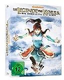 Die Legende von Korra - Die komplette Serie - Limited BookBox (exklusiv bei Amazon.de) [Blu-ray]