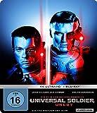 Universal Soldier / Uncut / Limited SteelBook Edition (4K Ultra HD) (+ BR2D) [Blu-ray]