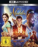 Aladdin (Live-Action) [4K Ultra HD] [Blu-ray]