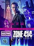 Zone 414 - City of Robots LTD. - Limitiertes 2-BD-Mediabook samt FSK-Umleger [Blu-ray]