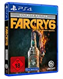 Far Cry 6 - Ultimate Edition (kostenloses Upgrade auf PS5)   Uncut - [PlayStation 4]