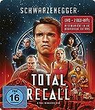 Total Recall / Uncut / Limited Steelbook Edition (4K Ultra HD + Blu-ray 2D + Bonus-Blu-ray)