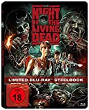 Night of the Living Dead (Uncut Kinofassung - Steelbook) [Blu-ray]
