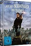 Auf den Schwingen des Todes - Mediabook - Cover B - Limited Edition auf 222 Stück (+ DVD) [Blu-ray]