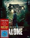 Alone - Du kannst nicht entkommen - Mediabook [Blu-ray]