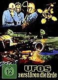 Gorath - Ufos zerstören die Erde - Mediabook - Cover A - PHANTASTISCHE FILMKLASSIKER FOLGE NR. 10 incl. BlackCardSeries Postkarte [Blu-ray]