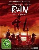 Ran / Special Edition (4K Ultra HD + 2 Blu-rays)