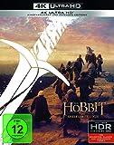 Der Hobbit: Die Spielfilm Trilogie - Extended Edition [4K UHD] [Blu-ray]