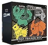 Pokemon Drachenwandel Top Trainer Box Deutsch