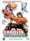 Shaolin - Eine Faust die tötet - Mediabook - Limited Edition (+ DVD) [Blu-ray]