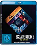 Escape Room 2: No Way Out [Blu-ray] Kinofassung inkl. extended Version