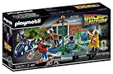 PLAYMOBIL Back to the Future 70634 Part II Verfolgung mit Hoverboard, Ab 5 Jahren