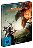 Monster Hunter - Limited Steelbook (3D + 2D) [Blu-ray]