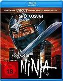 Die 1000 Augen der Ninja - Uncut Edition (in HD neu abgetastet) [Blu-ray]