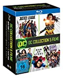 DC 5-Film-Collection [Blu-ray]
