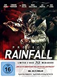 Project Rainfall LTD. - Limitiertes 2-BD-Mediabook samt FSK-Umleger [Blu-ray]