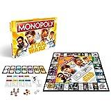 Hasbro Monopoly E1702100 Solo - A Star Wars Story, Familienspiel