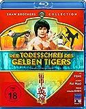 Der Todesschrei des gelben Tigers - Shaolin Rescuers (Shaw Brothers Collection) (Blu-ray)
