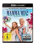 Mamma Mia! - 4K UHD [Blu-ray]