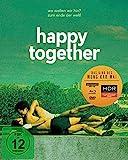 Happy Together (Wong Kar Wai) (Special Edition) (4K-UHD) (+ BR) (+ DVD) [Blu-ray]