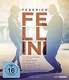 Federico Fellini Edition [Blu-ray]