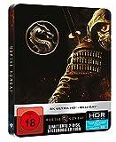 Mortal Kombat (4K UHD) [Blu-ray]