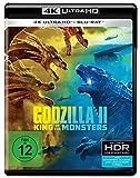 Godzilla II: King of the Monsters (4K Ultra HD + Blu-ray)