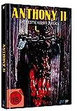 Anthony II - Die Bestie kehrt zurück (Uncut Limited Mediabook-Edition, Blu-ray+DVD, in HD neu abgetastet)