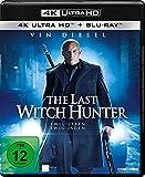 The Last Witch Hunter (4K Ultra HD) (+ Blu-ray)