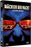 Wächter der Nacht - uncut (Blu-Ray+DVD) auf 222 limitiertes Mediabook Cover A [Director's Cut] [Limited Collector's Edition] [Limited Edition]