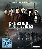 Crossing Lines - Staffel 1-3 - Gesamtedition [Blu-ray]