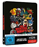 The Suicide Squad - Limited Steelbook [4K UHD + Blu-ray]
