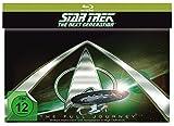Star Trek: The Next Generation - Complete Box [Blu-ray] [Limited Edition] (exklusiv bei Amazon.de)