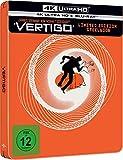 Vertigo - Limited Steelbook (4K UHD) [Blu-ray]